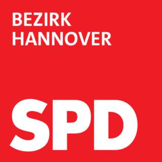 Logo SPD Bezirk Hannover