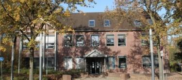 Rathaus Lachendorf mit Titel