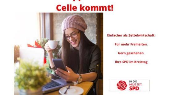 SPD Celle Luca App