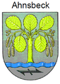 Wappen Gemeinde Ahnsbeck